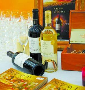长城葡萄酒逐渐从国宴走入家宴,成为广大消费者节日餐桌上的首选