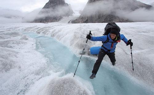 极地冰雪探险