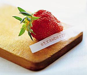 应季吃草莓好处多