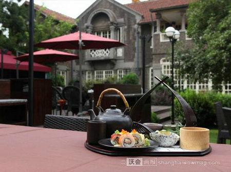 冬季午后风情 沪上最新小资的下午茶选择