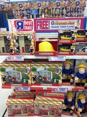 《消防员山姆》荣膺2011英国最佳授权品牌
