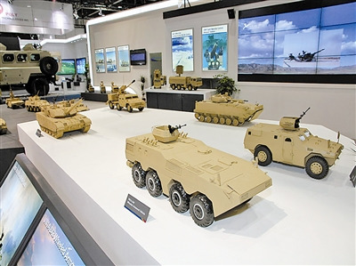 中方在阿布扎比推出PLZ-52自行火炮铭牌v中方世界认识图纸变压器图片