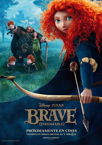 《勇敢传说》