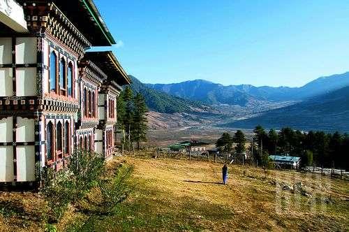 在不丹,才發現美好的風景都是走出來的