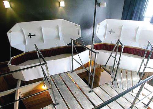 坟墓洞穴野兽笼 潮人最爱搞怪爱情旅馆