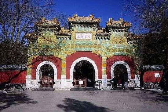 春回大地 北京春游7大经典景区