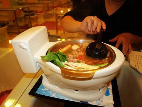 吃的就是与众不同 北京另类餐厅大汇总