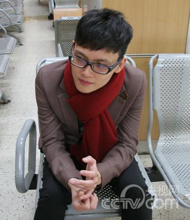 蔡东儒接受访问
