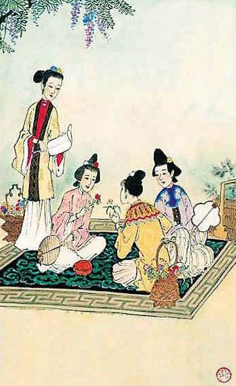 古代女子专宠游戏