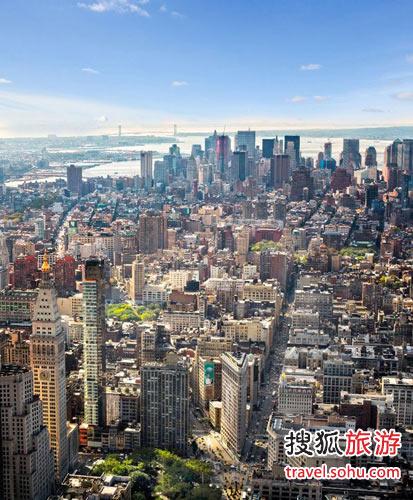 帝国大厦眺望美景