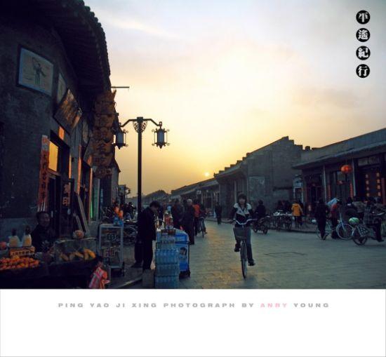 新浪旅游配图:古城老街 摄影:Anry