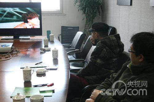 流行组评委打分
