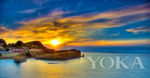 爱琴海诸岛+雅典