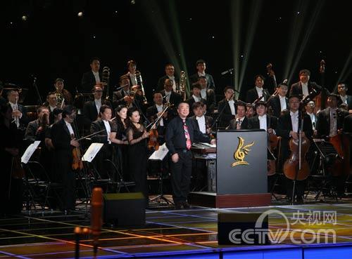 邵恩与交响乐团