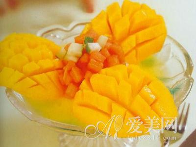 夏季吃芒果虽抗菌明目 食用禁忌也要避开