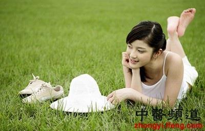 凤凰中医:女人气血不足看4个部位变化