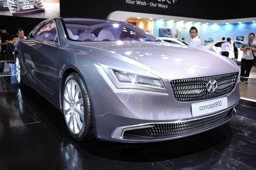 车头等新能源产品,全面展示了北汽集团在新能源汽车以及节能环保领域