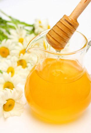 天然蜂蜜 吃走肌肤无华