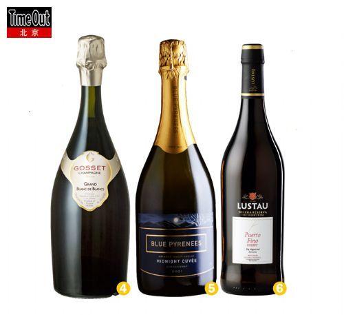 餐前酒:浪漫夜前奏 餐前酒:浪漫夜前奏 4.Gosset Grand Blanc de ...