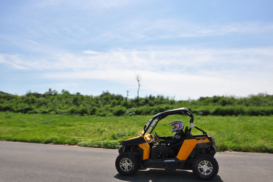 ATV赛车体验