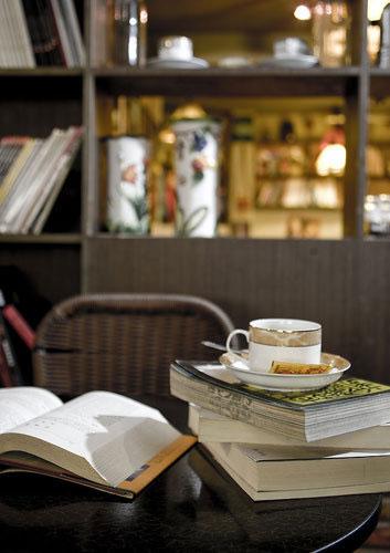 法派1855:北京的法式咖啡店