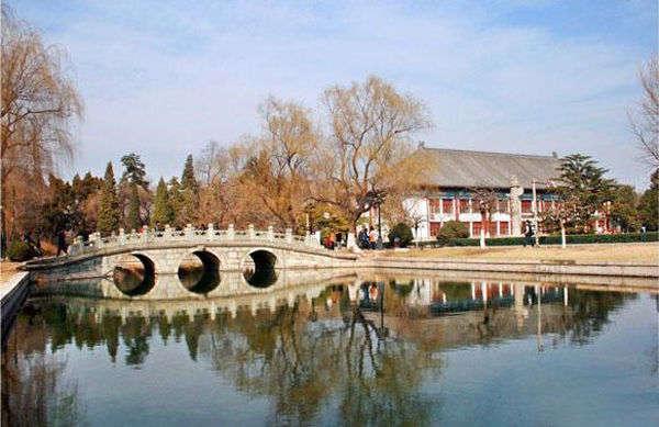 毕业高校游之北京大学 未名湖畔的浪漫