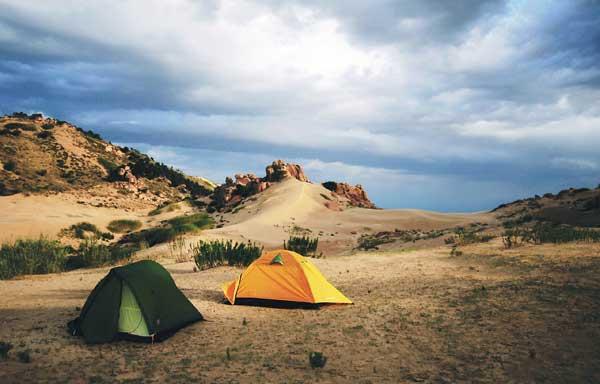 坠入温柔乡 京郊最有情趣的7大露营地推荐(图)