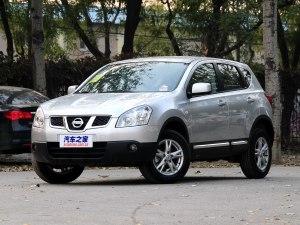 日产东风日产逍客2012款 2.0XL 火 CVT 2WD
