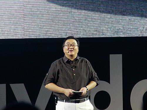 上海大众汽车有限公司 销售与市场执行副总经理 上海大众汽车销售有限公司 总经理 贾鸣镝 先生