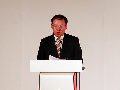 神龙汽车有限公司总经理 邱现东