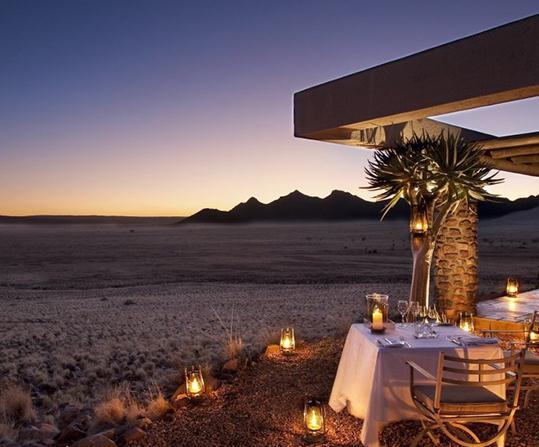 纳米比亚纳米布沙漠