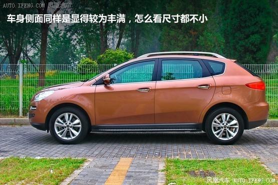 P五星安全自主SUV推荐 最低8万元高清图片