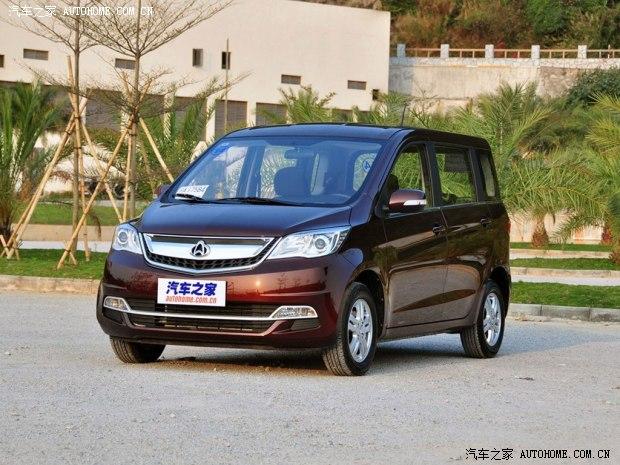 长安商用长安汽车欧力威2013款 1.4L 自动豪华型