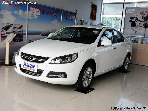 江淮江淮汽车和悦2012款 1.5L MT尊贵运动型