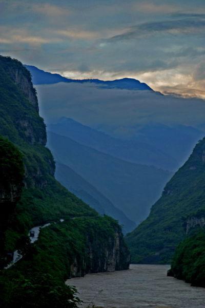 金口河大峡谷