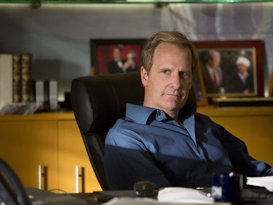 主演丹尼尔斯宣布《新闻编辑室》第三季获预订