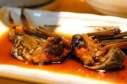 秋季品蟹好时节 上海最地道的蟹宴餐厅