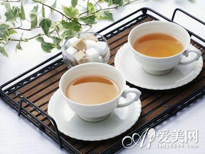 六款减肥茶 消除水肿 润肠除便秘