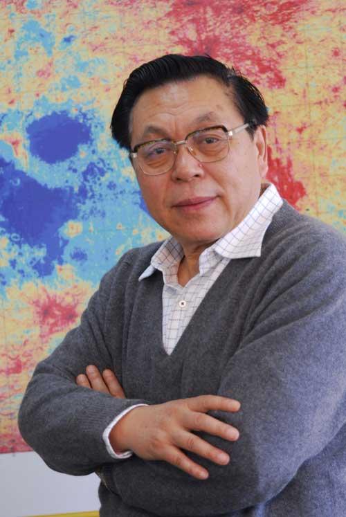 中国科学院院士欧阳自远
