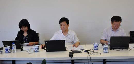 7月28日,2013中国图书馆学会年会征文终评会在国家图书馆召开。