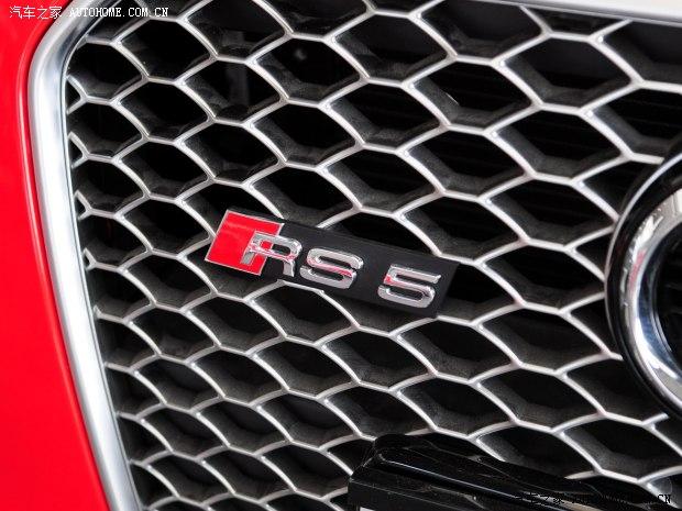 奥迪奥迪RS奥迪RS 52013款 RS 5 Cabriolet