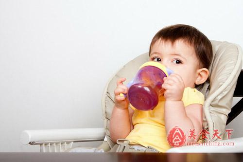 宝宝补钙食谱要记