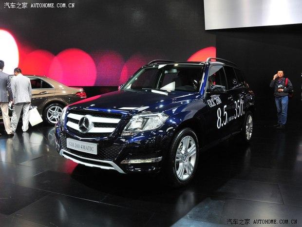 2014款奔驰glk300图片奔驰glk300油耗 高清图片