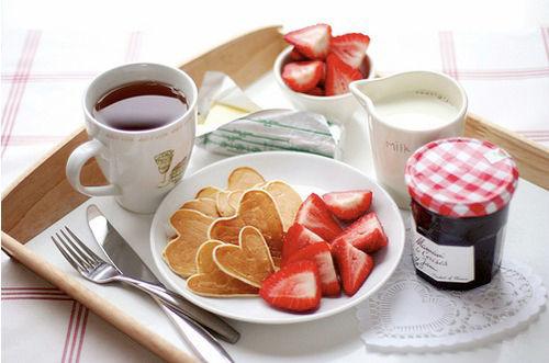 冬日宝宝的营养早餐食谱