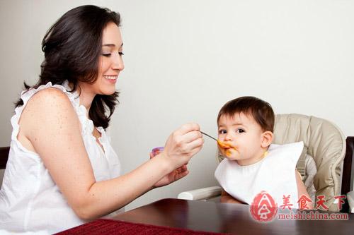 宝宝的辅食应该怎么吃
