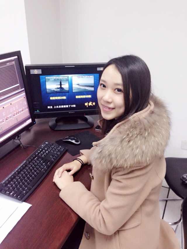 蒋丽瑶 后期编辑