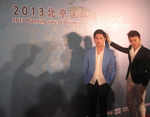 还有青年演员王鹤宇