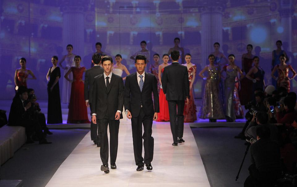 中国美礼服系列