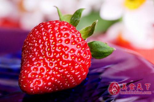 吃十种水果白皙一辈子