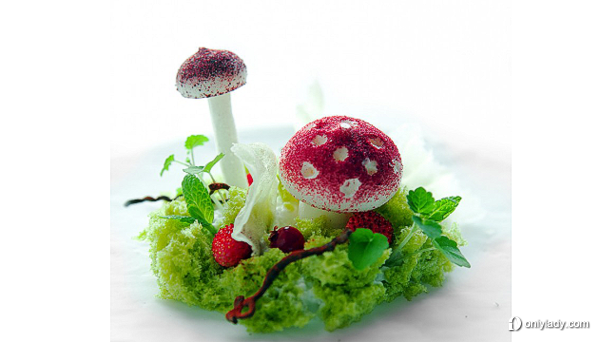 视觉诱惑 像魔法一样变出的世界美食